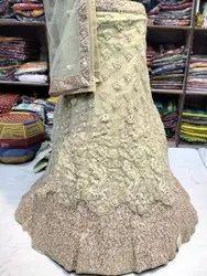 Party Wear Embroidery Designer Girlish Lehenga