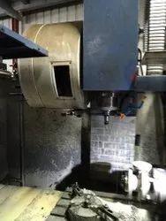 OLD AND USED MAKE-TAKUMI V10 CNC VERTICAL MACHINE CENTER 2005 MODEL