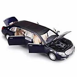 Mercedes Plastic Car Toys, No. Of Wheel: 4