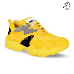 Relex footwear Men Court Shoes