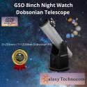 GSO 8inch Night Watch Dobsonian Telescope