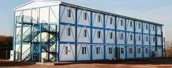 MS Mild Steel Prefabricated Building