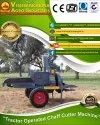 CHAFF CUTTER TRACTOR OPERATED