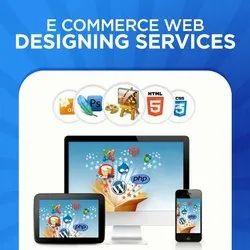 E Commerce Web Designing Services