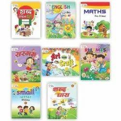 4-6英语,印地文LKG书籍套件