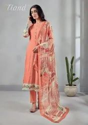 Ladies Salwar Suit Dress Material