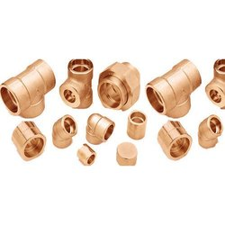 70/30 Copper Nickel Instrumentation Fittings