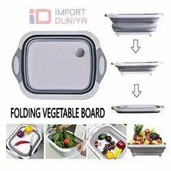 Folding Vegetable Cutting Board