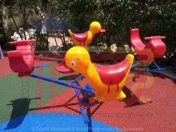 Animal Duck And Whale Merry Go Round