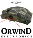 Battery Camo Sports Waterproof Action Camera, Model Name/number: Orwind Mb1 Actionhat
