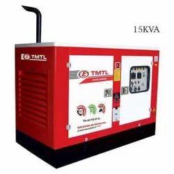 15 KVA Eicher TMTL Silent Diesel Generator