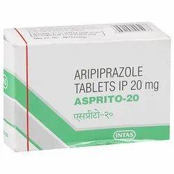 Asprito 20 Mg Tablet