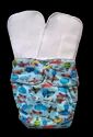 Kika Baby Reusable Cloth Diaper, Age Group: 0 To 36 Months, Gsm: 100