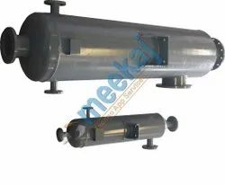 Barometric Direct Contact Type Condenser For Vacuum System Edible Oil Refinery