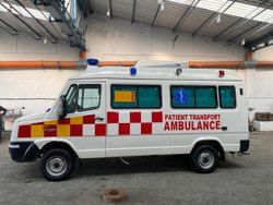 Tempo Traveller Ambulance