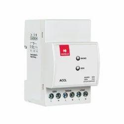 3 Module ACCL Control Panel
