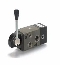 DLS 20 Lever Operated Pressure Holding