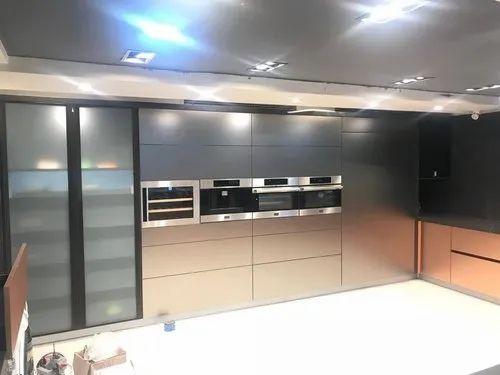 Ply & Hdhnr Custom Modern Designer Kitchen