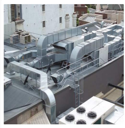 Rectangular Air Ducting