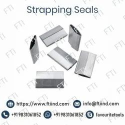 Push Type Steel Strapping Seals