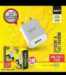 Travel KM-CH11 2.4A FAST MOBILE CHARGER KDM