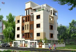 Residential Projects Concrete Frame Structures Civil Contractor Service, in Nagpur, 9 Years