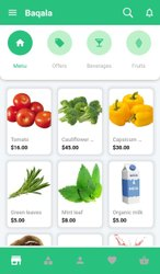 UX Online Food Delivery App Development Services
