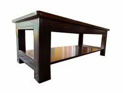 Designer Wooden Center Table