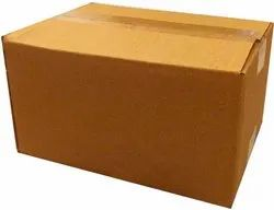 Brown Rectangular 5 Ply Corrugated Packaging Box, Weight Holding Capacity (Kg): 11 - 25 Kg, Size(LXWXH)(Inches): 20*9*8 Inch