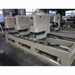 UPVC Welding Machine-Three Head Seamless UPVC Window Welding Machine