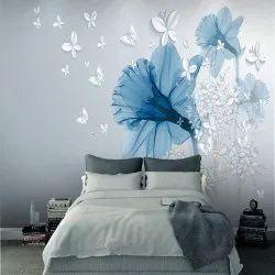 Floral Bedroom Wallpaper