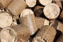 10-12% Saw Dust Biomass Fuel Briquettes, For Industrial