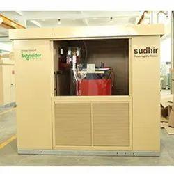 650kVA 3-Phase Package Unitized Substation
