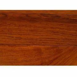 Teak Wooden Flooring Service, For Home