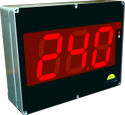 Jumbo Display Temperature / Humidity Indicator