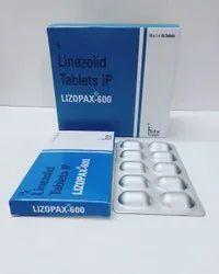 Linezolid 600mg Tablets