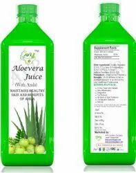 Aloe Vera With Amla Juice