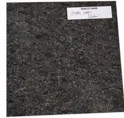 Polished Steel Grey Granite, Thickness: 10 Mm