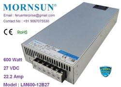 Mornsun LM600-12B27 Power Supply