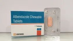 Albendazole Tablet USP 400mg