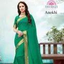 Anokhi Fabnayole Silk With Weaving Work Catalog