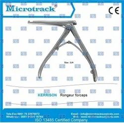 Kerrison Rongeur Forcep (Bone Punch) Ophthalmic Instruments