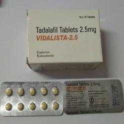 Vidalista Tadalafil Tab
