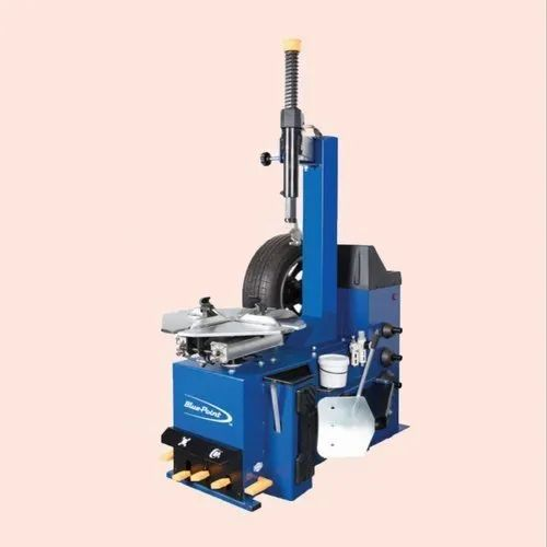 Combo Tyre Changer And Balancer