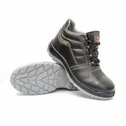 Hillson Mirage PU Leather Safety / Industrial  Shoes
