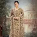 Fancy Designer Cotton Embroidered Salwar Suit