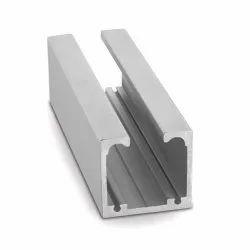 Alfa Hardware Aluminum Anodize AGSF-T-1 Glass Door Sliding Folding System, Exterior,Interior