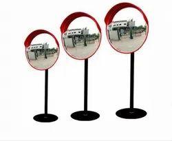 Traffic Convex Mirror- Sizes 18inchs , 24inchs,32inchs,39inchs