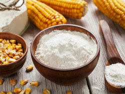 Global Foods Premium Super Fine Corn Flour (Corn Starch)