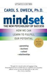 English, Hindi Mindset The New Psychology of Success Book